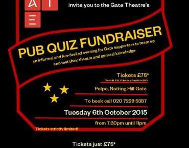 Gate Pub Quiz Invite