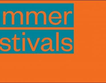 Summer Festivals NEW