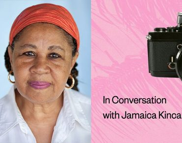 A small place in conversation with jamaica kincaid