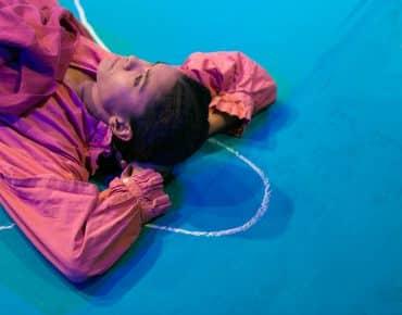 Thalissa Teixeira. The Unknown Island. Gate Theatre. 2017. c. Cameron Slater