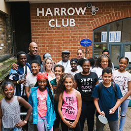 Harrow club 266