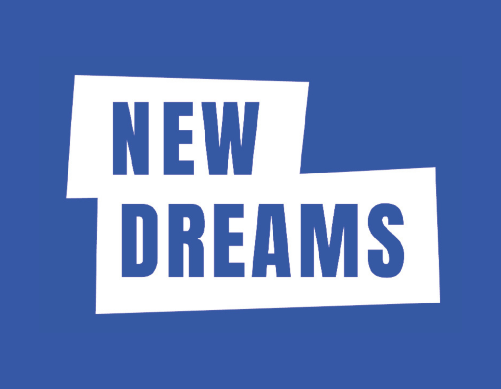New dreams - podcast tile